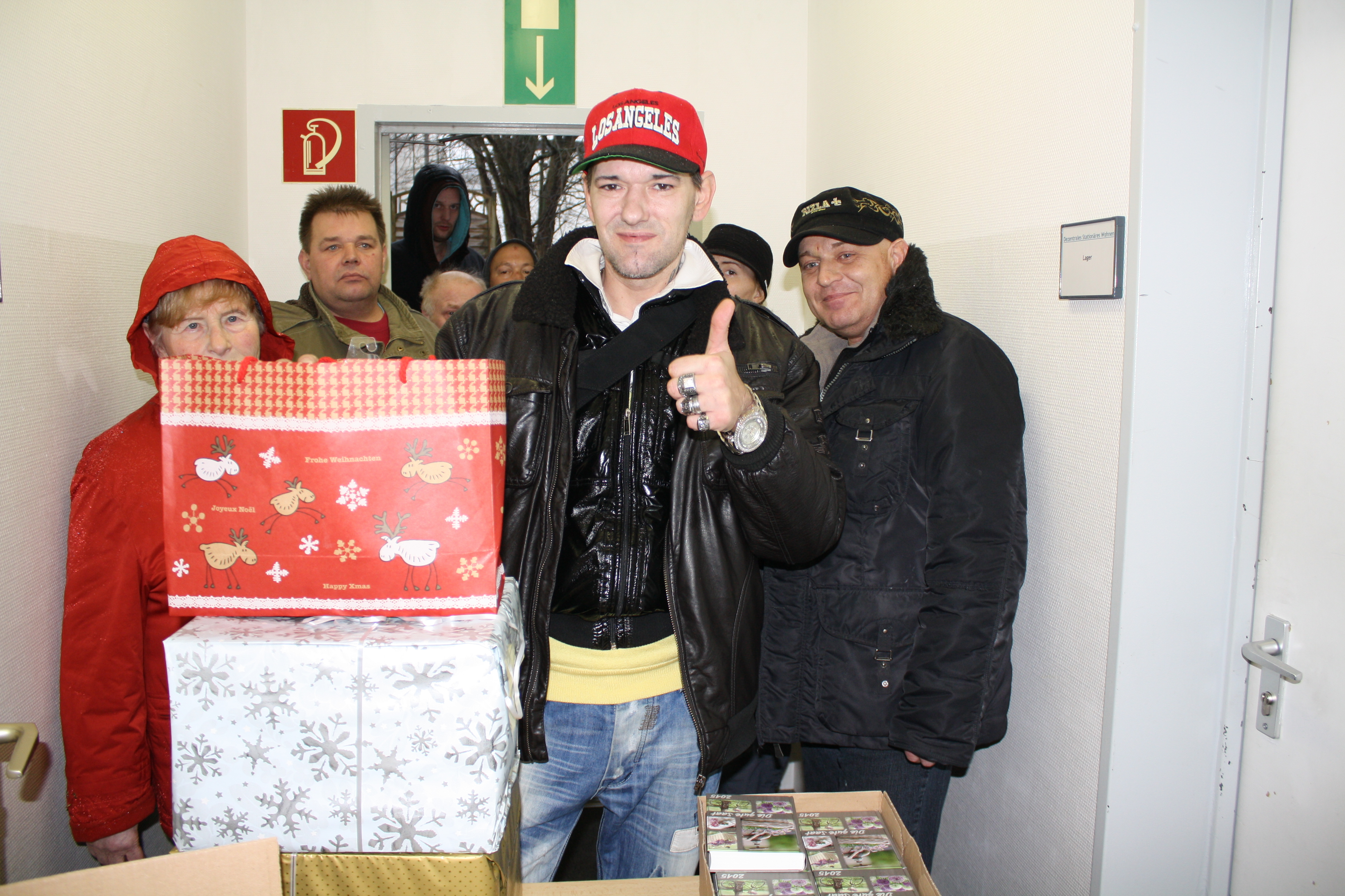 Weihnachten Armut Café Patchwork Siegen Spenden Wohnungslos Obdachlos